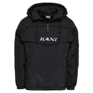 Karl Kani Geacă de iarnă negru / alb imagine
