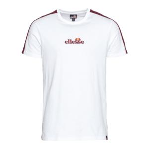 ELLESSE Tricou 'Carcano' alb / roșu imagine