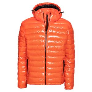 Superdry Geacă de primăvară-toamnă portocaliu închis imagine