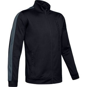 Geaca Under Armour Unstoppable Essential Track Jkt-Blk - XS imagine
