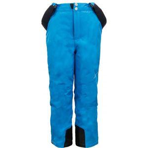 ALPINE PRO MEGGO albastru 128-134 - Pantaloni schi copii imagine
