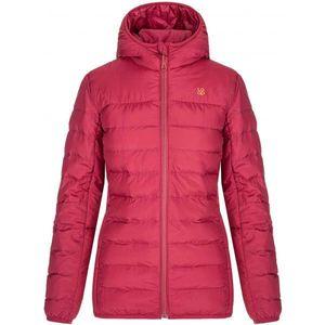 Loap IRIKA roz XS - Geacă de iarnă damă imagine