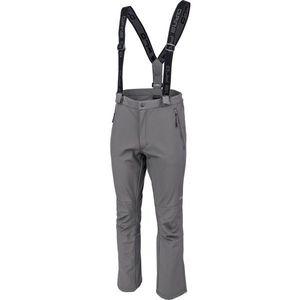ALPINE PRO KERES gri XXL - Pantaloni de schi bărbați imagine