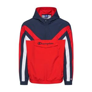 Champion Authentic Athletic Apparel Geacă de primăvară-toamnă alb / roșu / navy imagine