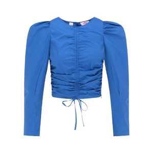 MYMO Bluză albastru cobalt imagine
