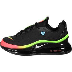 NIKE Pantofi sport ' MX-720-818 Worldwide ' negru / verde neon / roșu neon imagine