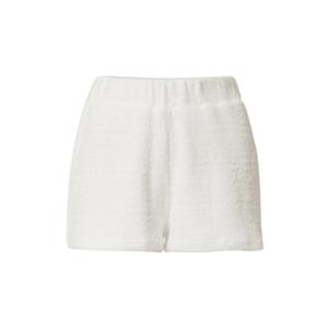 Gina Tricot Pantaloni 'Addison' offwhite imagine