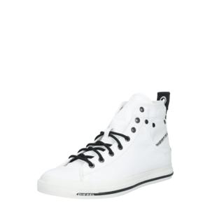 DIESEL Sneaker înalt 'Exposure I' offwhite / negru imagine