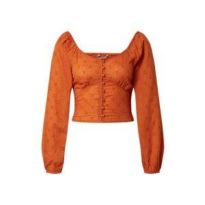 ONLY Bluză 'ONLESTHER' portocaliu imagine