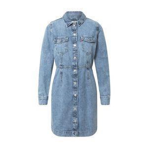 LEVI'S Rochie tip bluză 'ELLIE' denim albastru imagine
