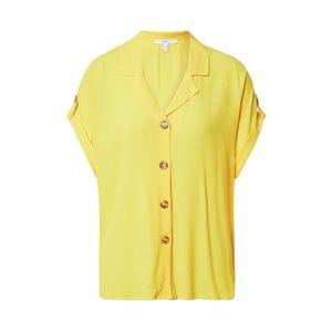 ESPRIT Bluză galben imagine