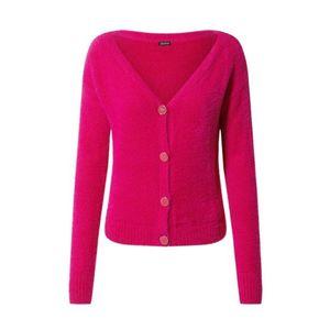 GUESS Geacă tricotată 'Kristen' roz imagine
