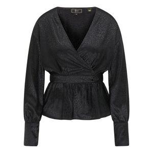 faina Bluză negru imagine