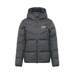 Nike Sportswear Geacă de iarnă negru imagine