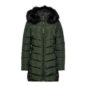 ONLY Palton de iarnă 'NEW MINEA' oliv / verde închis imagine
