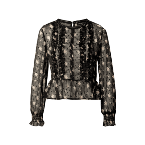 Tally Weijl Bluză negru / crem / roz imagine