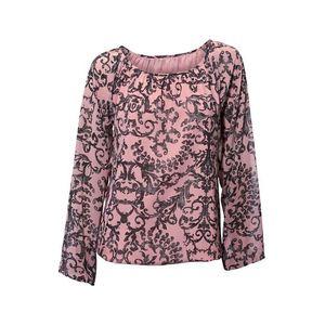 heine Bluză roz / negru imagine