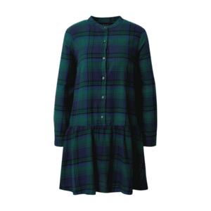 GAP Rochie tip bluză verde / albastru închis imagine