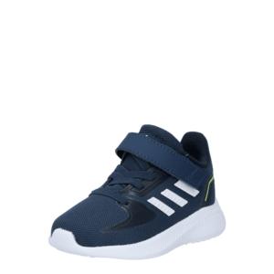 ADIDAS PERFORMANCE Pantofi sport 'Runfalcon 2.0' navy / alb / verde neon imagine