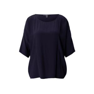 Esprit Collection Bluză navy imagine