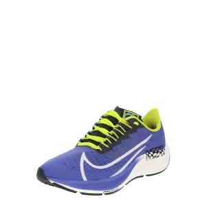 NIKE Pantofi sport 'Air Zoom Pegasus 37 A.I.R. Chaz Bundick' mov / alb / verde neon imagine