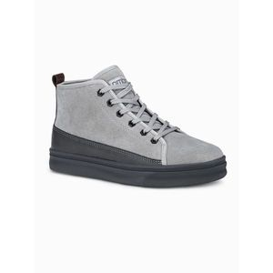 Ombre Clothing Men's casual sneakers T362 imagine