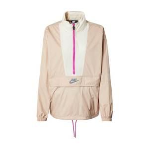 Nike Sportswear Geacă de primăvară-toamnă alb / roz imagine