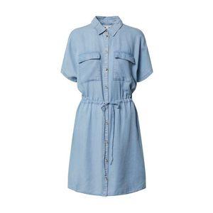 TOM TAILOR DENIM Rochie tip bluză albastru imagine