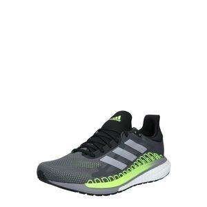 ADIDAS PERFORMANCE Sneaker de alergat 'Solar Glide' verde neon / gri închis / gri deschis imagine