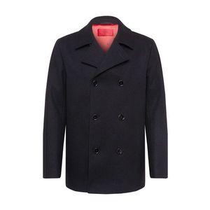 HUGO Palton de primăvară-toamnă 'Balno' negru imagine