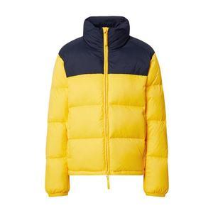 LACOSTE Geacă de iarnă albastru închis / galben imagine