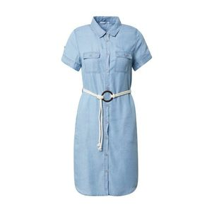 Hailys Rochie tip bluză 'Penny' denim albastru imagine