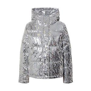 Calvin Klein Jeans Geacă de iarnă argintiu imagine