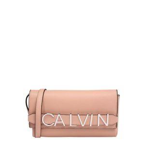 Calvin Klein Clutch roz imagine