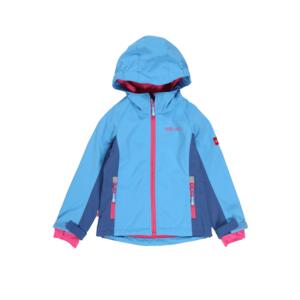 TROLLKIDS Geacă outdoor 'Kristiansand' albastru închis / albastru deschis / roz imagine