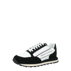 ARMANI EXCHANGE Sneaker low negru imagine