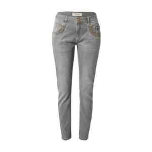 MOS MOSH Jeans 'Naomi' denim gri imagine