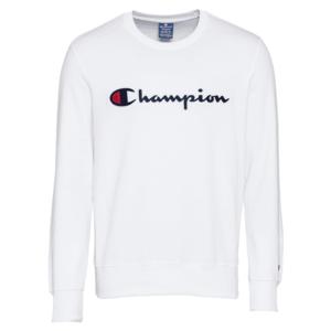 Champion Authentic Athletic Apparel Bluză de molton alb / navy / negru / roșu imagine