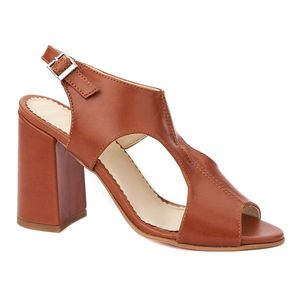 Sandale dama maro Romana imagine
