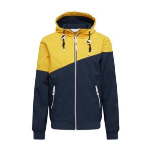 Ragwear Geacă de primăvară-toamnă 'Wings' galben / navy / alb imagine