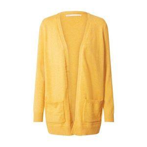 ONLY Geacă tricotată 'Lesly' galben imagine