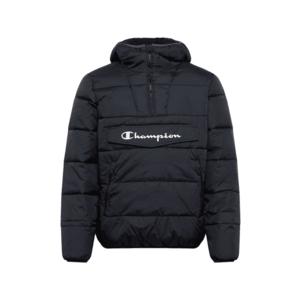 Champion Authentic Athletic Apparel Geacă de iarnă 'Hooded Jacket' negru imagine
