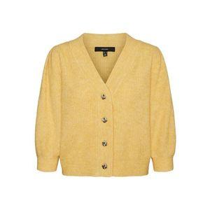 VERO MODA Geacă tricotată 'Klaudia' galben amestecat imagine