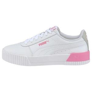 PUMA Sneaker 'Carina L' alb / roz imagine