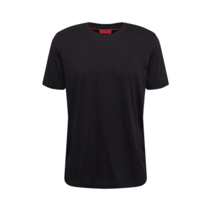HUGO Tricou 'Dero202' negru imagine