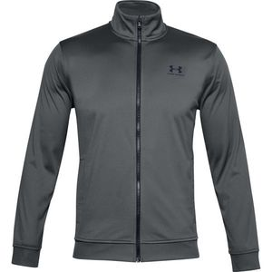 Geaca Under Armour SPORTSTYLE TRICOT JACKET-GRY - S imagine