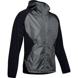 Geaca Under Armour STRETCH-WOVEN HOODED JACKET-BLK - S imagine
