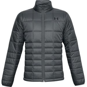 Geaca Under Armour Insulated Jacket-GRY - M imagine