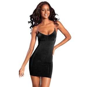 LASCANA Rochie corset negru imagine