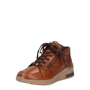 ARA Sneaker înalt 'Neapel' bej / coniac imagine